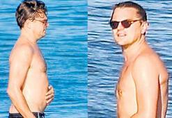 Leo'nun göbek sorunu