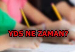 YDS sınavı ne zaman YDS sınav giriş yerleri belli oldu