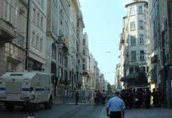 Son dakika: Taksimdeki izinsiz gösteriye polis izin vermedi