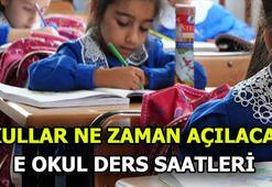 Okullar ne zaman açılacak 2018-2019 yeni eğitim dönemi
