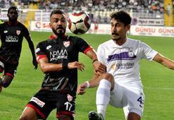 Afjet Afyonspor - Boluspor: 0-1