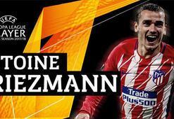 UEFA Avrupa Liginin en iyisi Griezmann