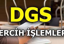 DGS tercihleri ne zaman başlayacak 2018 ÖSYM-DGS tercih işlemleri