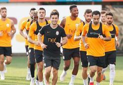 Galatasarayda Trabzonspor mesaisi