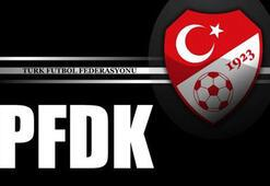 Hatayspor PFDK'ya sevk edildi