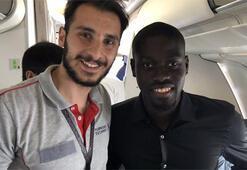 Ndiaye İstanbula geldi