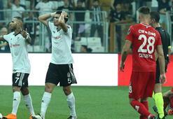 Beşiktaşta tehlike sinyalleri
