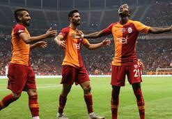 Galatasaray - Alanyaspor: 6-0 (İşte maçın özeti)