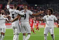 Girona - Real Madrid: 1-4