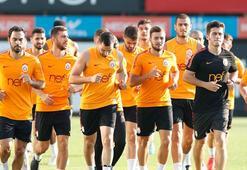 Galatasaray, Aytemiz Alanyaspor maçına hazır