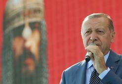 Son dakika: Erdoğandan net mesaj: Bu bent yıkılırsa...