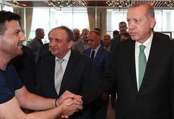 Davut Güloğlu: Ekonomimizin ve vatanımızın her zaman yanındayız