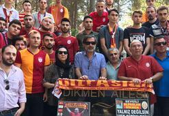 Galatasaray Kulübü, Alpaslan Dikmeni unutmadı