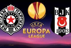 Partizan Beşiktaş maçı bu akşam hangi kanalda yayınlanacak Muhtemel 11ler