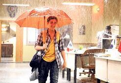 Karakolda yağmur