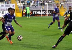 Afjet Afyonspor - Altay: 1-1