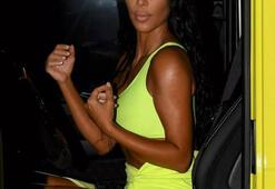 Kardashiandan sınırsız derin yırtmaç