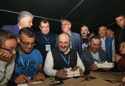 Sanayi ve Teknoloji Bakanı Mustafa Varank Antalyada