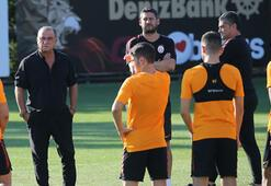 Galatasarayda Göztepe mesaisi