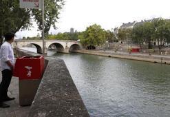 Son dakika: Fransa'yı ayağa kaldıran uygulama Şehrin her yerine yerleştirdiler