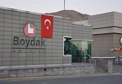Boydak Holding, 1 milyon 750 bin dolarını Türk lirasına çevirdi