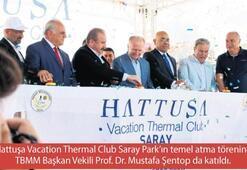 Trakya'nın ilk jeotermal tesisinin temeli atıldı