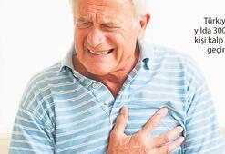 Kalp krizinde gen riski
