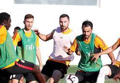 Galatasaray, Göztepe maçına hazırlanıyor