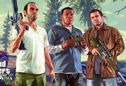 Neredeyse beş yaşında olan GTA 5, PS4ün en iyi satan oyunu oldu