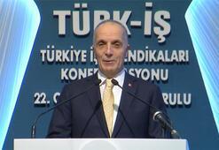 Türk-İşten spekülatif atağa karşı birlik mesajı