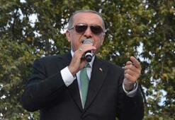 Cumhurbaşkanı Erdoğan: ABDyi hukuka davet ediyoruz