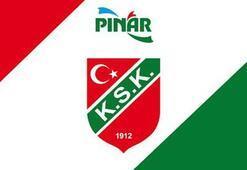 Pınar Karşıyakanın start günü