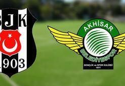 Beşiktaş ile Akhisarspor 13. randevuda
