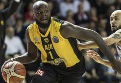 Gaziantep Basketbol, Delroy Jamesi kiraladı