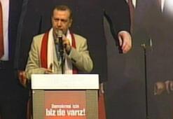 Erdoğan: Türkiyede laikliğin oylanmasını isteyen yok