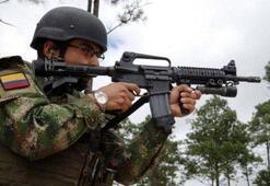Kolombiyada 3 asker kaçırıldı
