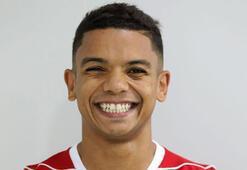 David Braz Sivassporla sözleşme imzaladı