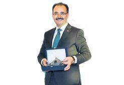 En sosyal proje ödülü Uşak'ın