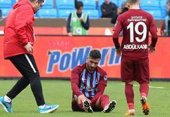 Trabzonspora Kamil Ahmetten kötü haber