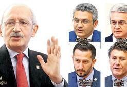 Kılıçdaroğlu'nun 'denge' MYK'sı