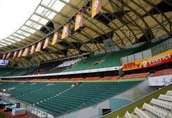 TFF Süper Kupa maçında yaklaşık 540 koltuk kırıldı