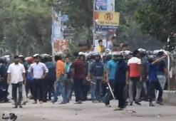 Bangladeşte ABD Büyükelçisinin konvoyuna saldırı