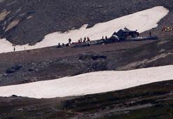 Son dakika... Enkazdan ilk fotoğraflar 2 bin 450 metrede öldüler...
