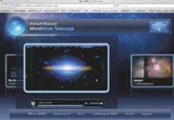 Bilgisayar başından evreni keşfedin