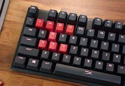 HyperX Alloy FPS klavye inceleme: FPS oyuncuları için tasarlandı