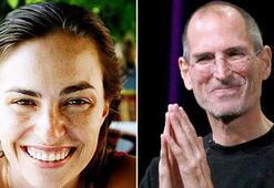 Steve Jobsun kızı yeni kitabında onun büyük sırrından bahsediyor