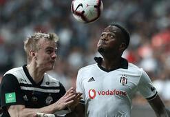 Beşiktaş 6-0 B36 Torshavn (İşte maçın özeti)