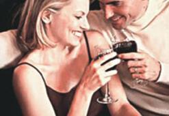 Şarabın tadı müziğe göre değişiyor
