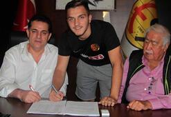 Eskişehirspor, Konyaspordan Erdon Daci'yi 1 yıllığına kiraladı