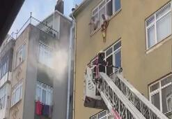 Bebeği kurtarmak için 5inci katta bunu yapmıştı O kişi bakın kim çıktı...